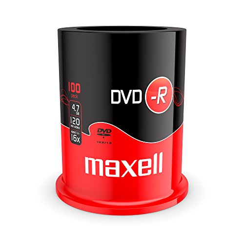 Maxell DVD-R 4.7GB 100er-Spindel