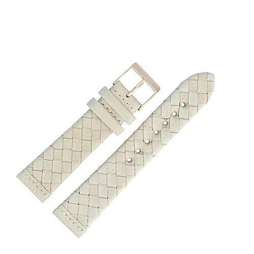 Liebeskind Berlin Uhrenarmband 20mm Leder Braun - B_LT-0054-LQ