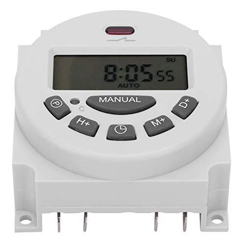 CN101A L701-12V Temporizador de control de temporizador de alta eficiencia Temporizador electrónico para control de tiempo