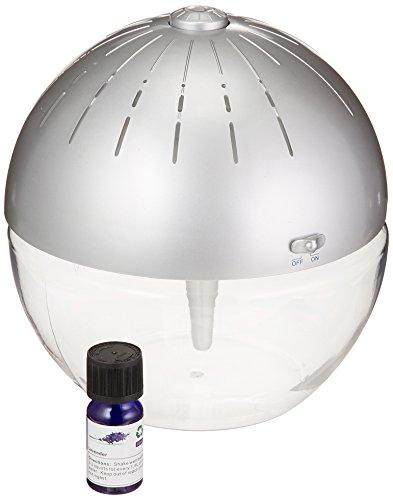 EcoGecko Earth Globe- Glowing Water Air Washer