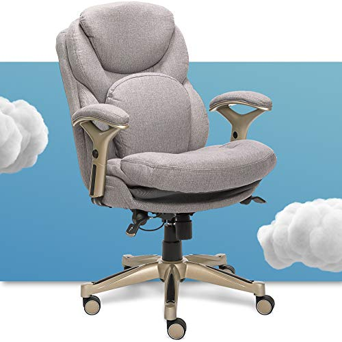 Our #7 Pick is the Serta Ergonomic Executive Office Chair