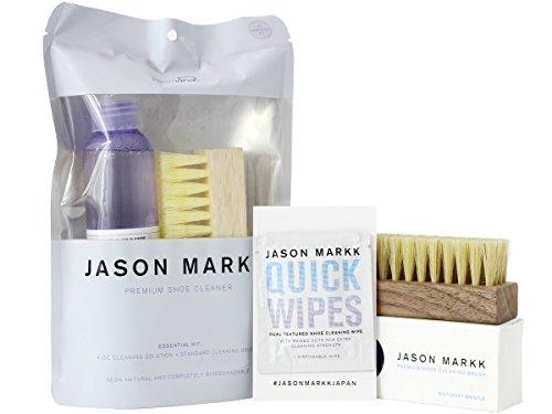 (ジェイソンマーク) クリーナー セット シューズ用 COMPLETE PACK JM-0001 あらゆる素材に対応可能 シュークリーナー 靴磨き 汚れ落とし 靴 スニーカー シューケア