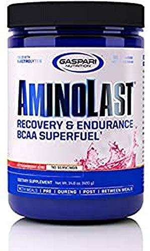 Gaspari Nutrition - Gaspari Aminolast Kiwi Strawberry 420Gr