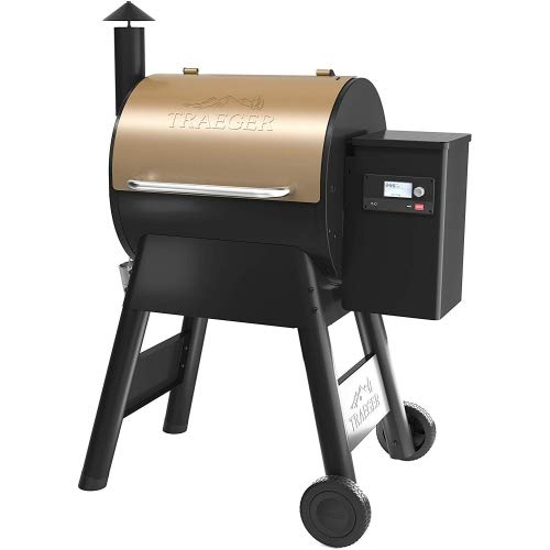 Traeger TFB57GZE Pro Series 575 Pellet Grill, Bronze, Fulfilled