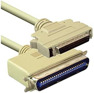 iecables SCSI Cable DM50 Male to CN50 Male 25 Pair - 4 Foot Molded