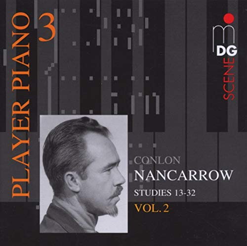 Nancarrow: Player Piano 3, Vol. 2