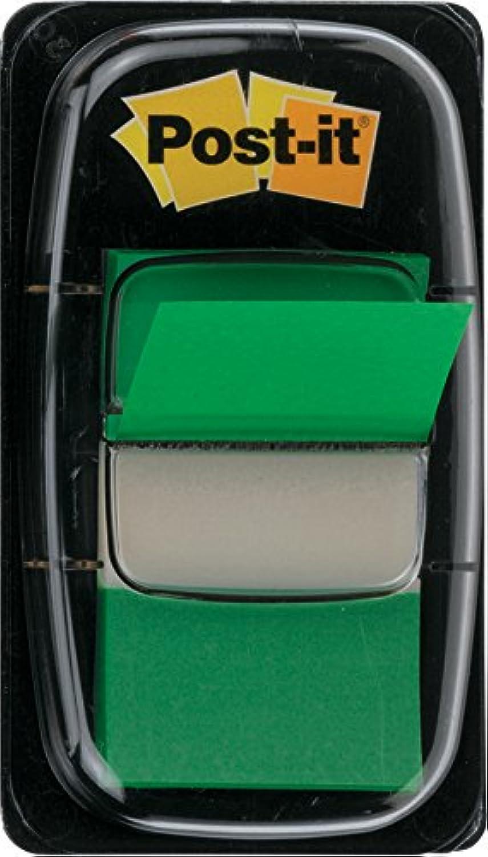 Post-it I680-3 Index 12 Spender à 50 Haftstreifen (25,4 x 43,2 mm) grün B0007OEGMM   Neues Design
