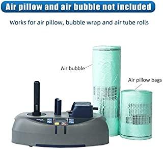 EA 2 Air Cushion Machine, Portable Air Bubble Pillow Maker, Inflatable Packaging Machine