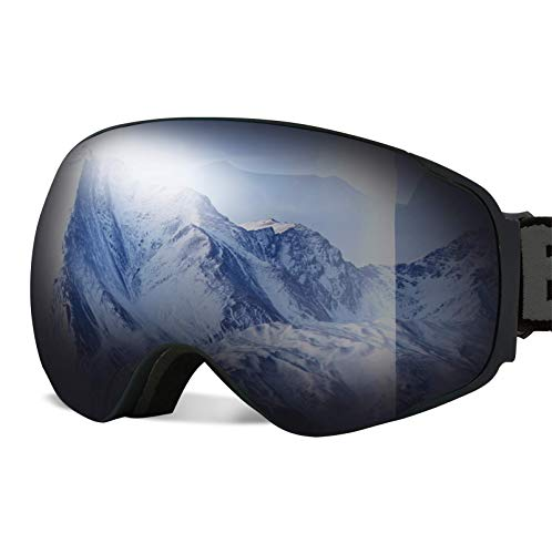 (80% OFF) Anti Fog Winter Ski Goggles $7.60 – Coupon Code
