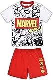 Avengers, Pyjama Court Garçon