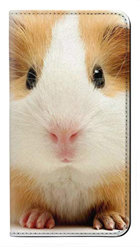 RW1619 Cute Guinea Pig PU Leather Flip Case Cover for Samsung Galaxy A51