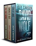 The David Wolf Mystery Thriller Series: Books 5-7 (The David Wolf Series Box Set Book 2)