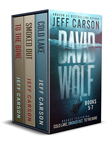 The David Wolf Mystery Thriller Series: Books 5-7 (The David Wolf Series Box Set Book 2) (English Edition)
