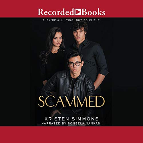 Scammed cover art