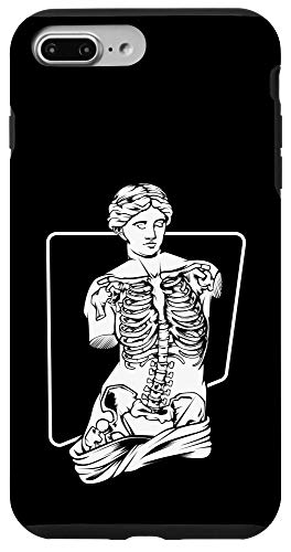 iPhone 7 Plus/8 Plus Venus Skeleton - Aesthetic Vaporwave Soft Grunge Gift Case