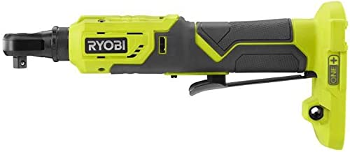RYOBI P344 18V ONE+ 3/8-inch 4-Position Lithium Ion Compact Rotating Power Ratchet (Tool-Only, Battery & Charger Not Inclu...