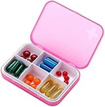 ZQLY Outdoor sealed storage box for travel dispenser (Color : Pink)