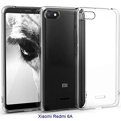 Capa Capinha TPU Ultra-fina para Xiaomi Redmi 6A - Transparente