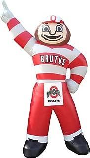 Ohio State Buckeyes 7ft Inflatable Brutus LED Lit