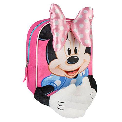 Minnie Mouse CD-21-2206 2018 Casual rugzak, 40 cm, 1 liter, meerkleurig