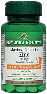 Nature's Bounty Zinc - 100 Tablets