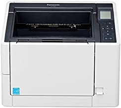 $2334 » Panasonic KV S2087 Sheetfed Document Scanner, 600 dpi Optical/1200 dpi Interpolated, Up to 85 ppm Simplex/Up to 170 ipm Du...