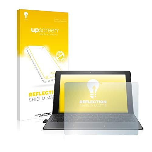 upscreen Entspiegelungs-Schutzfolie kompatibel mit HP Pro x2 612 G2 – Anti-Reflex Bildschirmschutz-Folie Matt
