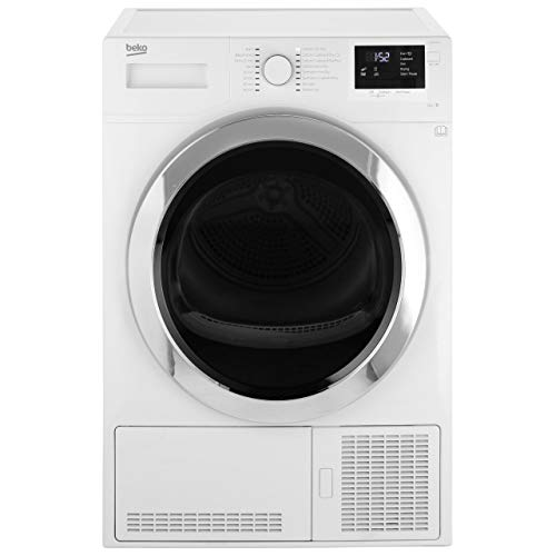 Beko DCR93161W 9Kg Condenser Tumble Dryer - White