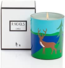 R. Nichols Mountain Lake, Birch Leaves and Balsam Needles Scented Candle (Lake)