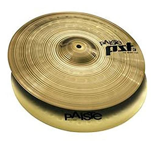 Paiste PST 3 Cymbal Pair Hi-Hat 13-inch