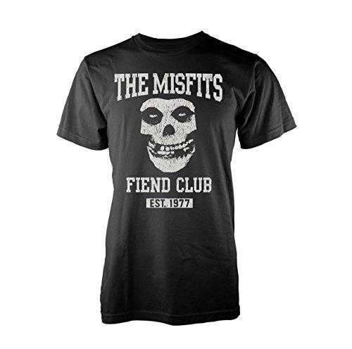 Misfits fiend Club Est. '77 T-Shirt schwarz L