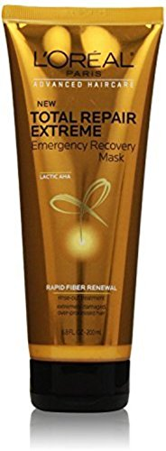 L'Oreal Advanced Haircare Total Repair Extreme Emergency Recovery Mask 6.80 oz (Pack of 11)