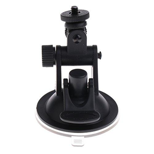 Baoblaze Support de Montage Windowshield avec Ventouse de Voiture Pivotante 360 Degrés pour Caméra