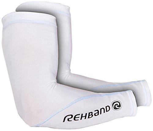 Rehband Armschoner Compression Arm Sleeve, Weiß, XXL/XXXL