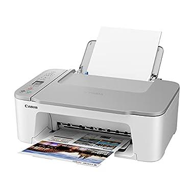Canon PIXMA TS3520 Compact Wireless All-in-One Printer, White