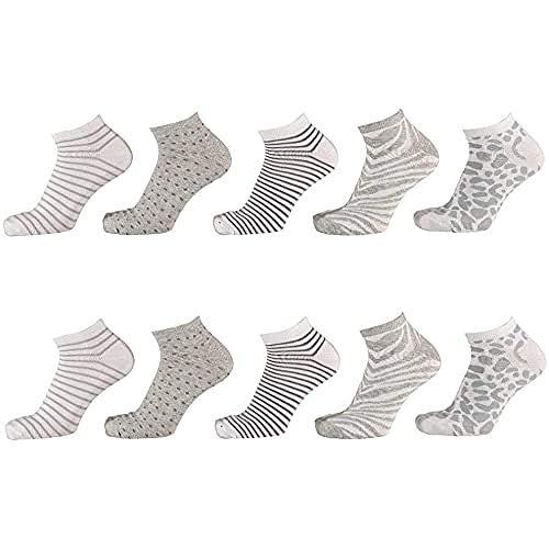 Bunte Sneaker Socken