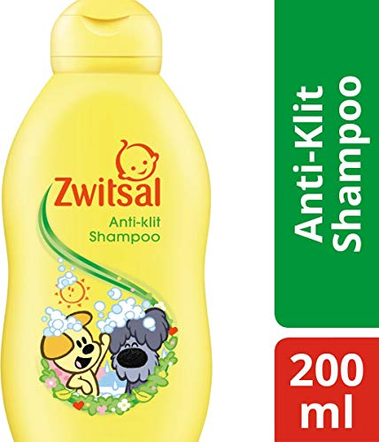 Zwitsal Shampoo Anti Klit Woezel & Pip, 200 ml