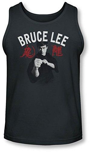 Bruce Lee – Homme prêt Débardeur - Noir -