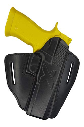 VlaMiTex U24 Leather Quick-Draw Holster for Sig Sauer X Five P320 / X Five P226