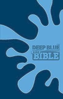 CEB Common English Bible Deep Blue Kids Bible Decotone Midnight Splash: Diving Deep into God's Word