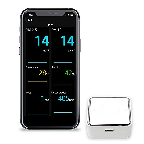 PiCO Home: The World's Smallest Smart Indoor Air Quality Monitor