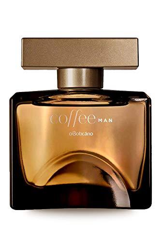 Coffee Man Eau de Toilette by O Boticario | Long Lasting Perfumes for Men | Fresh Spiced Men
