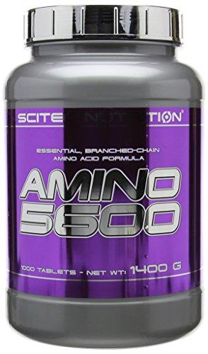 Scitec Nutrition Amino 5600 Amino Acid Formula Tablets - 1000 Tabs