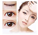 SANUO Double eyelids transparent glue style cream large eye sticker makeup Natural clear