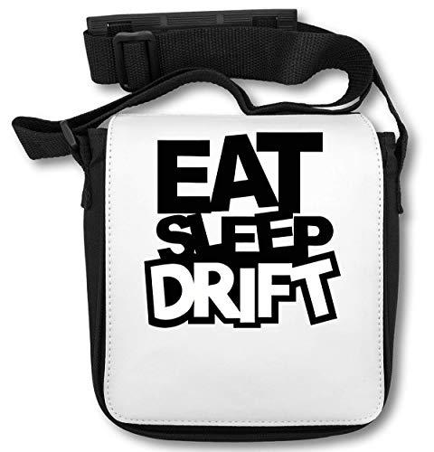 Car Eat Sleep Drift T-Shirt Bolsa de Hombro