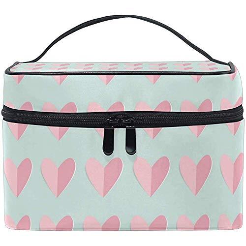 Reistas voor reistas Love Hearts Pink