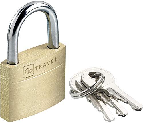 Go Travel 2665403031 Cadenas à clé