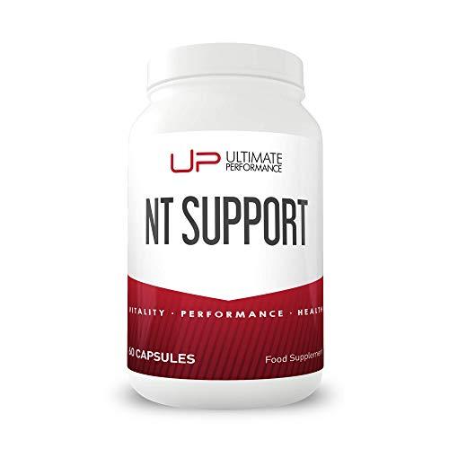 Soporte U.P. NT: una mezcla de vitaminas B, zinc, magnesio, selenio y molibdeno para elevar el estado de ánimo y aliviar el cansancio