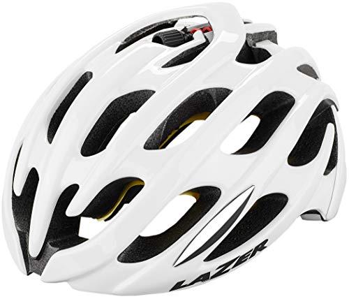Lazer Cz2006013 Blade MIPS Helmet White Kopfumfang L | 58-61cm 2020 Fahrradhelm