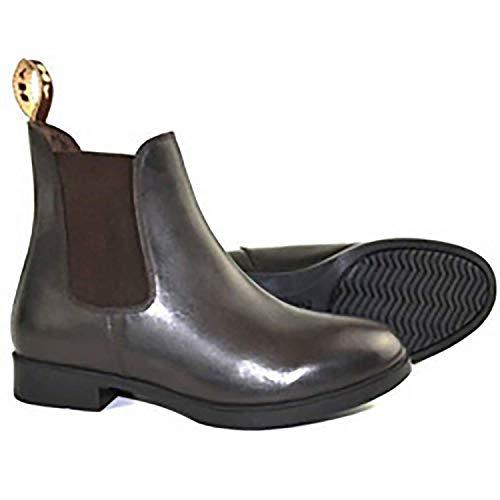 Battle, Hayward and Bower HyFOOTWEAR Durham Jodhpur-Boots: Braun: 4